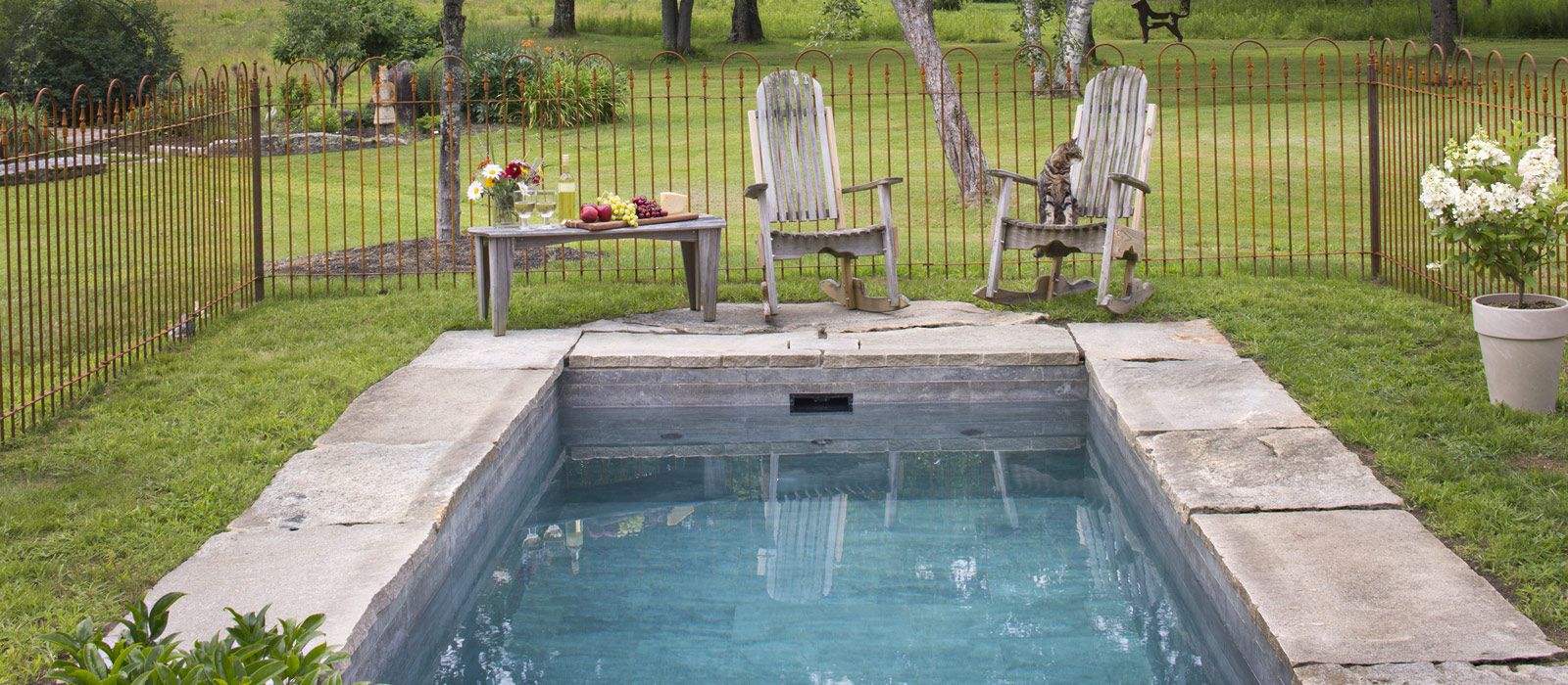 Soake Pool installed in Yarmouth MA
