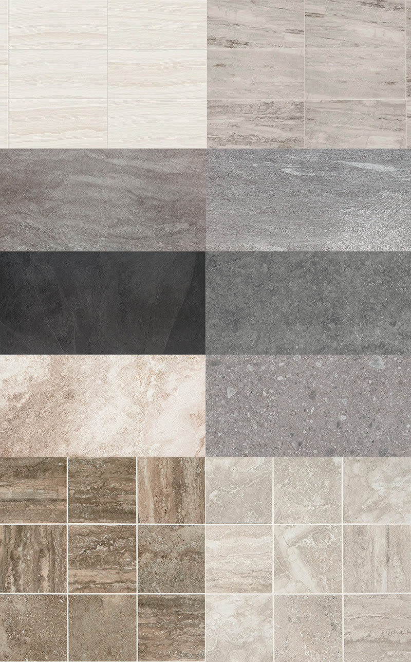 Soake Pools Tile Examples